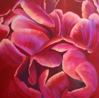 Pink Tulips SOLD