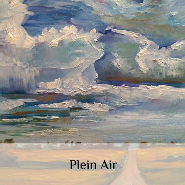 Plein Air Artwork
